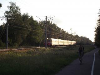 Поезд юрмале