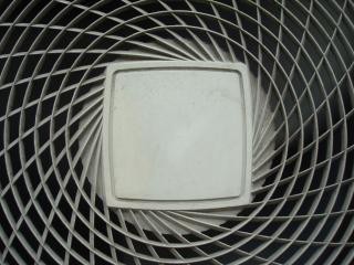 エアコンの渦