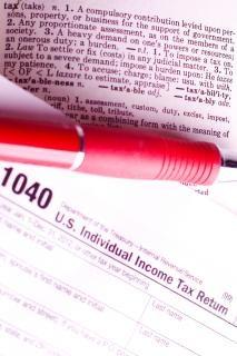 Налоги федеральные
