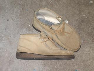 Ботинки, тапочки