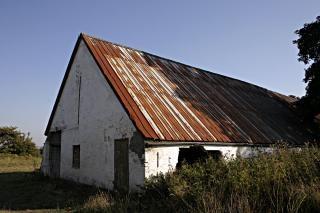 古い建物、屋根