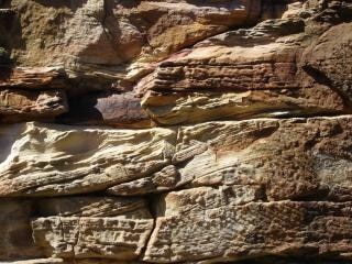 石の質感、テクスチャ、中空