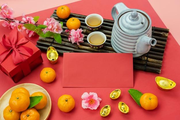 Аксессуары для новогодних и китайских новогодних каникул.