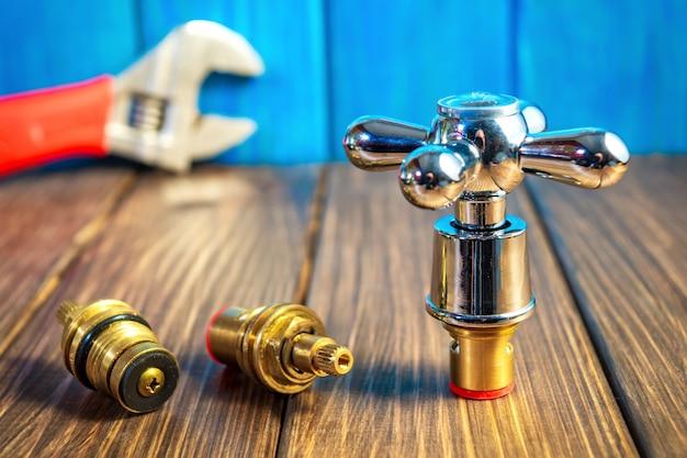 給水栓・配管用部品