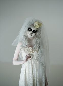 Хеллоуинская ведьма