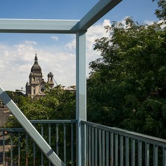 ミネアポリス、ヘネピン郡、ミネソタ、米国の聖マリア大聖堂の眺め