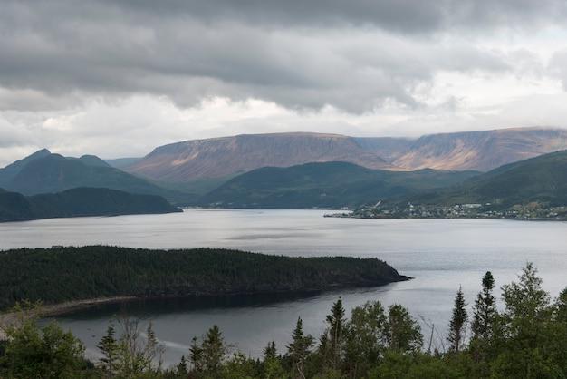 ボンベイ、ノリス・ポイント、グロス・モーン国立公園、ニューファンドランドアンドラブラドール州、カナダ