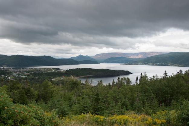 ボンベイ、ノリスポイント、グロス・モーン国立公園、ニューファンドランドアンドラブラドール州、カナダの写真