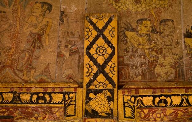 バリ島の古代遺跡