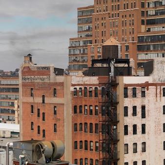 ニューヨーク、マンハッタンの建物