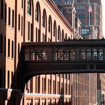 ニューヨーク、マンハッタンのミートパッキング地区の建物