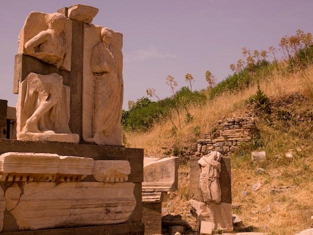 トルコクシャダスのエフェソス