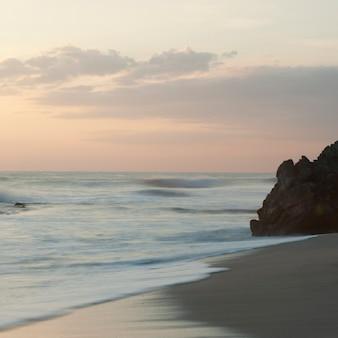コスタリカの海景
