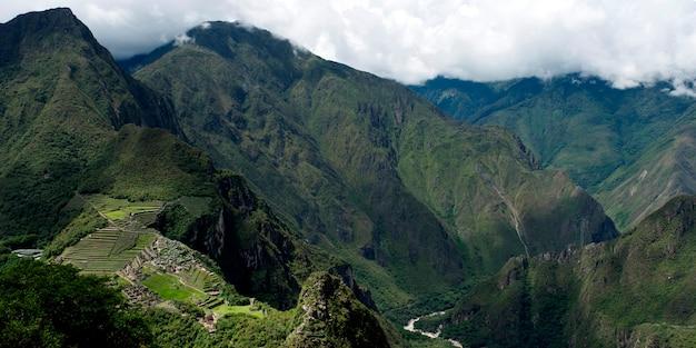 ペルー、クスコ、マチュピチュ、インカの失われた都市