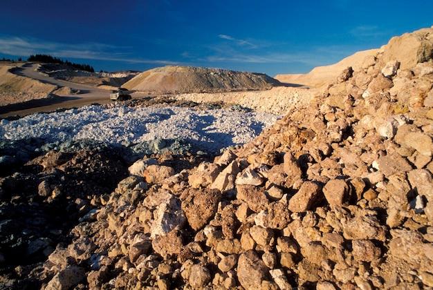 シルバー鉱山、アイダホ州