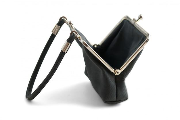 古典的に分離されたオープン財布