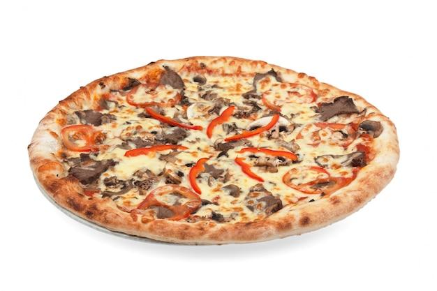 Пицца изолированная