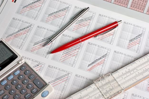 計算尺とグラフィックスによる描画