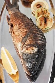 焼き魚料理