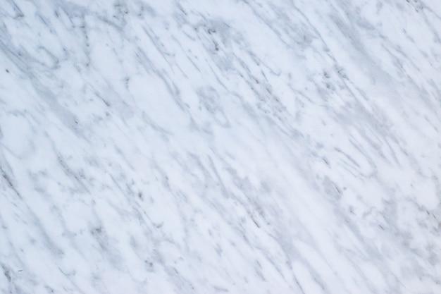 グレーの模様の白い大理石のテクスチャ背景