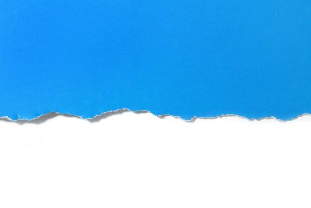 用紙の背景の穴