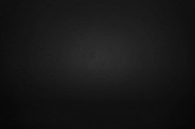 灰色のグラデーションライト抽象のシンプルな黒背景テクスチャ