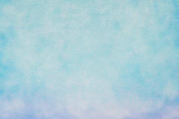 美しいビンテージライトブルーの背景壁ペイント装飾背景