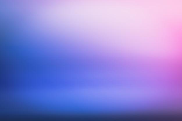 Простой пастельный фиолетовый розовый градиентный фон для летнего дизайна