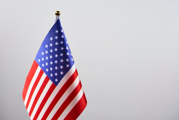 Национальный флаг сша