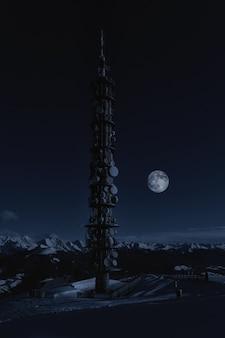 Браун аниме показать башня
