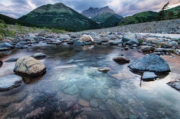 美しい山脈
