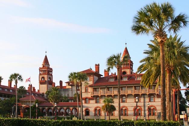 Флаглер колледж в сент-огастин, штат флорида, сша