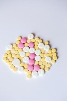 各種薬薬。