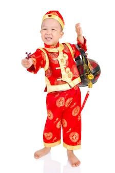 アジア人の少年