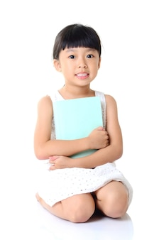 アジア人の女の子