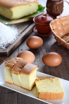 Тайваньский традиционный бисквит