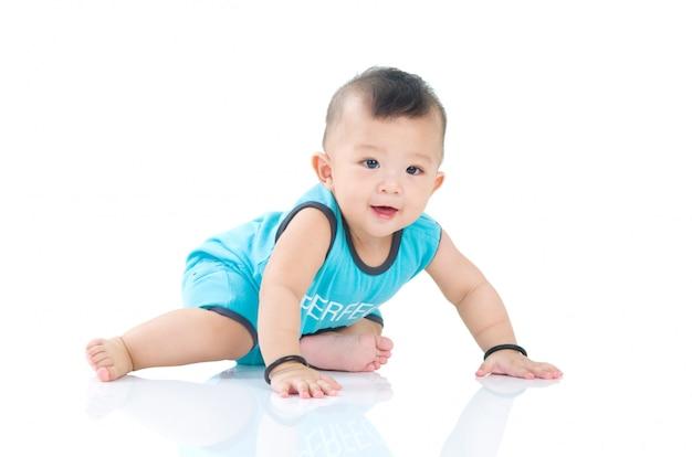 アジアの赤ちゃん