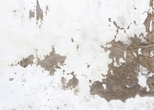 Старая окрашенная стена