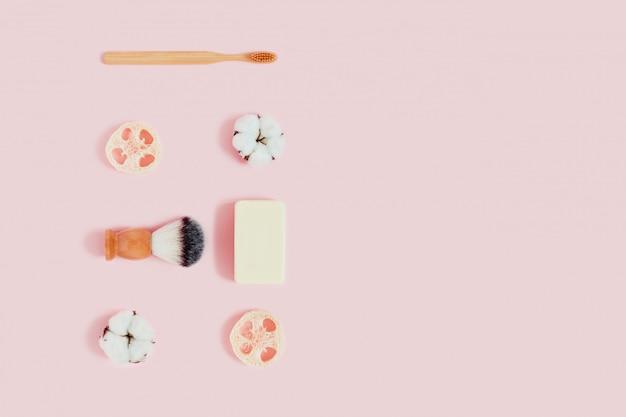 ピンクの廃棄物ゼロ。