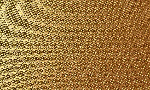 金属の背景、パターンを持つテクスチャー。
