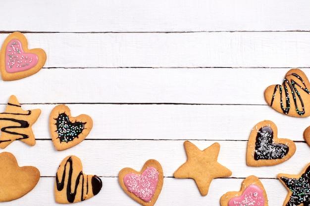 自家製ショートブレッドクッキー