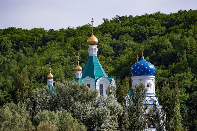正教会の美しい景色