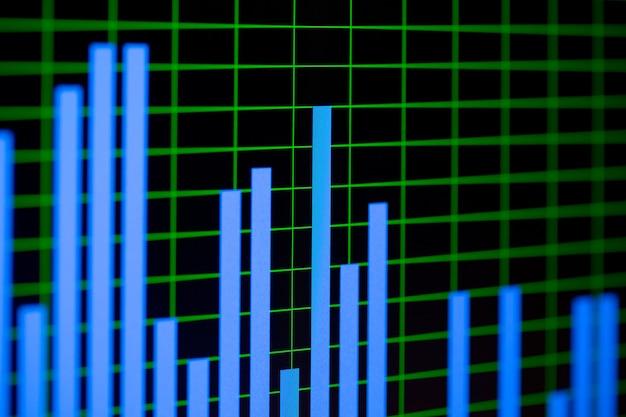 Осциллограммы и спектрограммы на экране компьютера в деталях