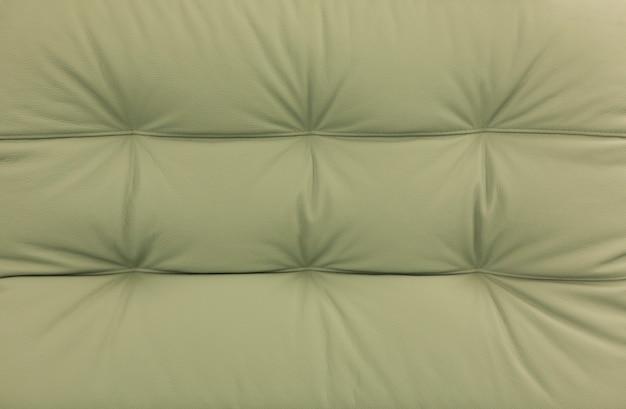 Зеленая кожа текстура фон. старинный дизайн фона коровьей кожи.