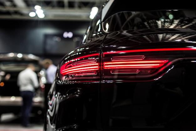 Задний стоп светодиодный свет спортивного автомобиля