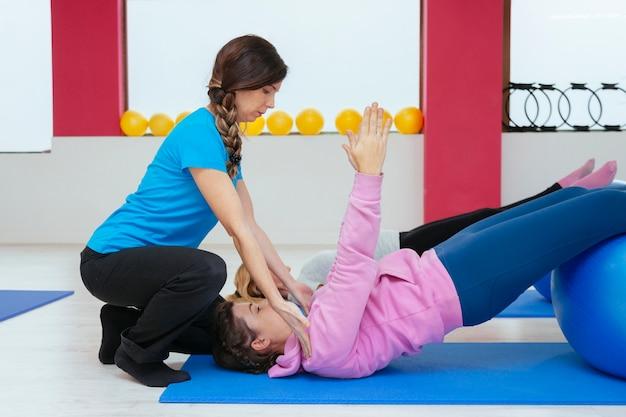 Лечебная гимнастика для хорошего баланса тела