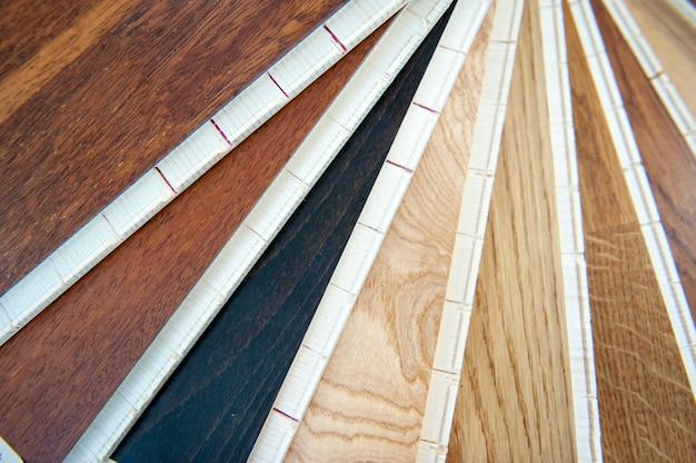 木材サンプル