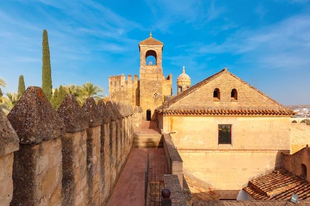 Алькасар-де-лос-рейес кристианос, кордова, испания