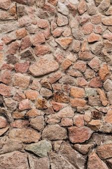石造りのファサードの壁のテクスチャ背景