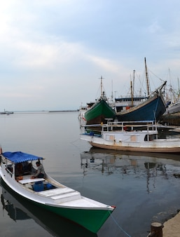 Паотерский порт макассар